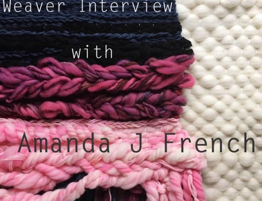 Weaver Interview || Amanda J French
