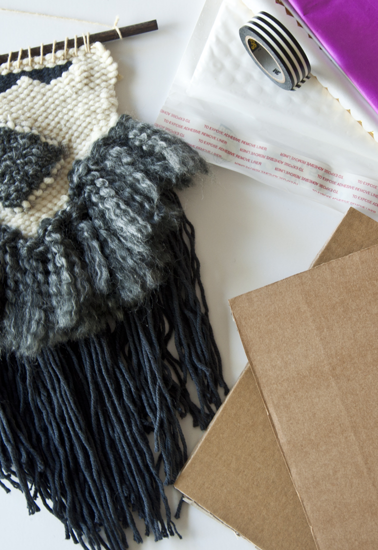 Weavie Business || Mailing Weaves
