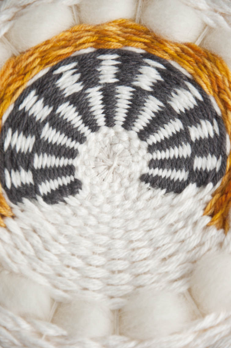How to Weave Stripes