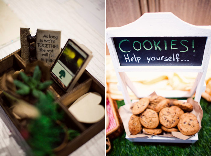 Lord of the Rings-Themed Wedding. Photography by Avior Pictures. www.theweddingnotebook.com