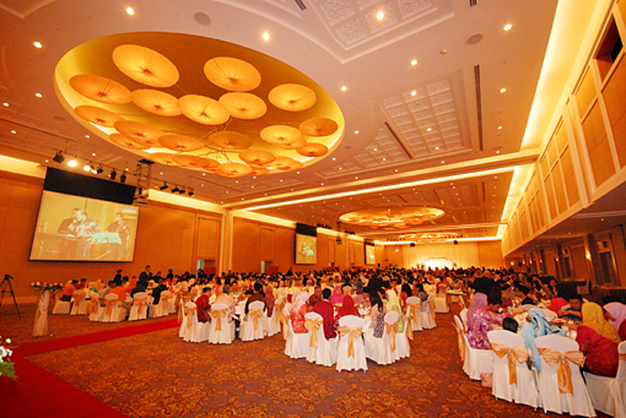 China Treasures, Sime Darby Convention Centre