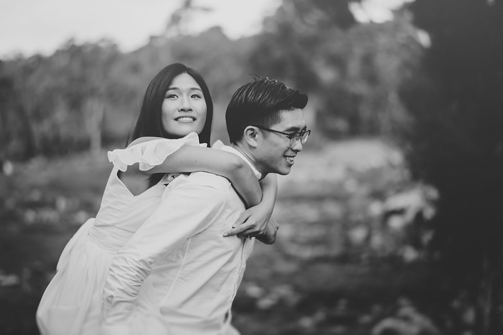 Photo by Steven Cheah Photography. www.theweddingnotebook.com