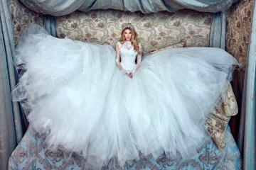Corina – Galia Lahav Spring 2017 Bridal Collection. www.theweddingnotebook.com