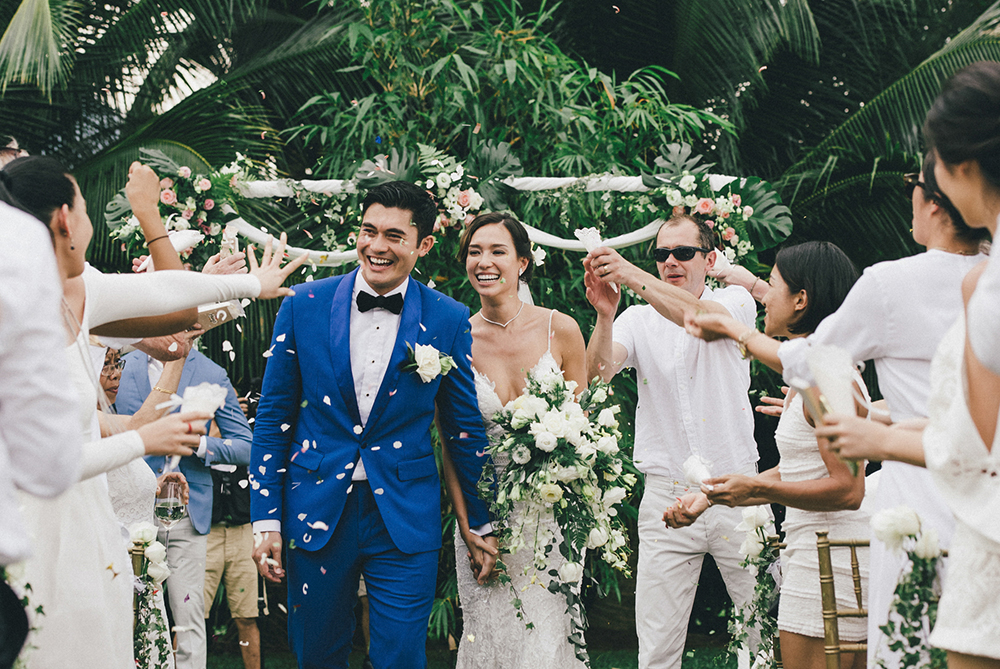 Breezy Laid Back Wedding In Cove 55 Sarawak The