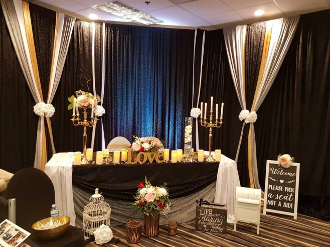 Joie De Vivre Events & Decor, Cambridge Expo Fall 2016 at Cambridge Hotel
