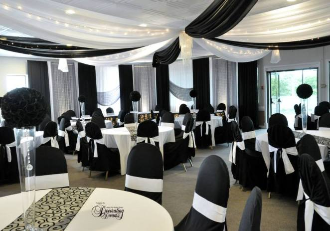 Conestoga Golf & Conference Centre | Photo & Decor: Decorating Dreams