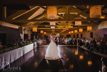 Sarah & Kyle's Wedding at Whistle Bear Golf Club with DJ Charlie Clean