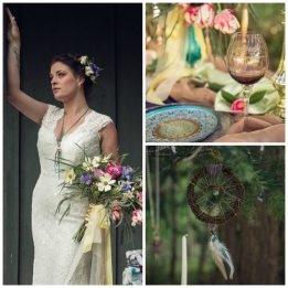 Photo: Nichole Taylor Photography | Enchanted Forest Design Palette