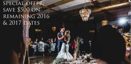Gary Evans | $500 OFF 2016 & 2017 wedding dates!!