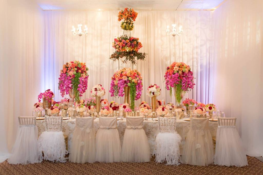 Julia Weddings, Kitchener-Waterloo area wedding and event decorators