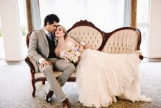 Photo: Julie Nicole Photography | Venue: Langdon Hall