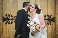 Lenny & David's Wedding at Hauser Hall   Planner: Dreamstyle Weddings   Florals: Pink Poppi   Photography: Elfreda Dalby Photography