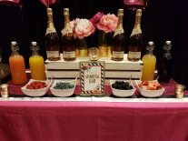 Mimosa Bar with Selah Vie Weddings & Events