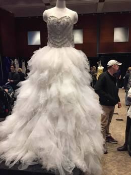 Gorgeous Gown from Marsha Clyne | Wedding and Event Designs