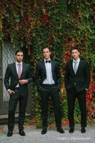 Outlooks for Men (Photo: Ophelia Photography)