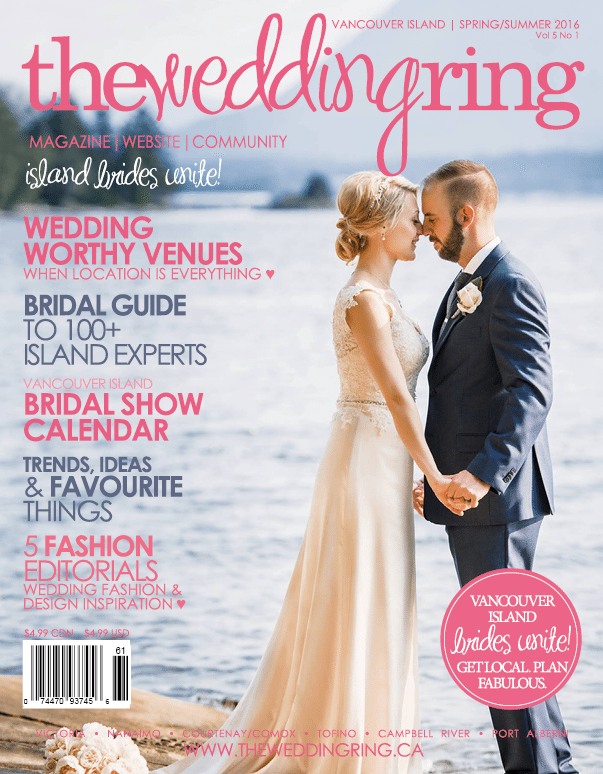 The Wedding Ring Magazine | Vancouver Island