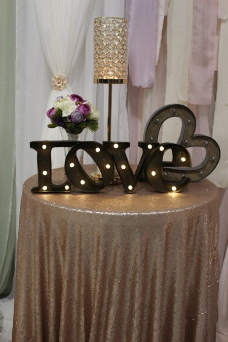 Wingham Expo | Devine Wedding Design