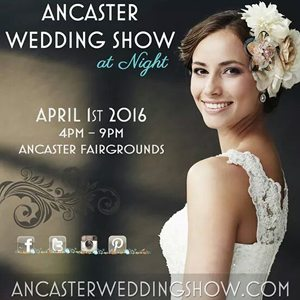 Ancaster Wedding Show at Night April 2016