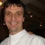 Chef François Pasteau of l'Epi Dupin