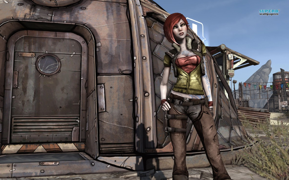Borderlands 2 Wallpaper Hd Cosplay Lilith S Siren Jacket Part 2 The Weirdlings