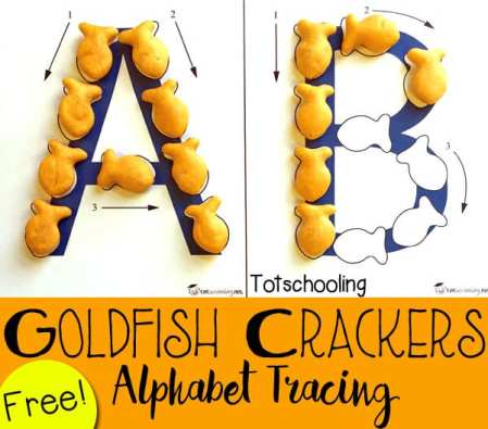gold fish crackers