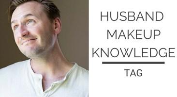 Husband Makeup Knowledge Tag