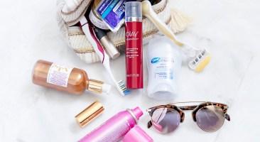 Summer Travel Beauty Essentials
