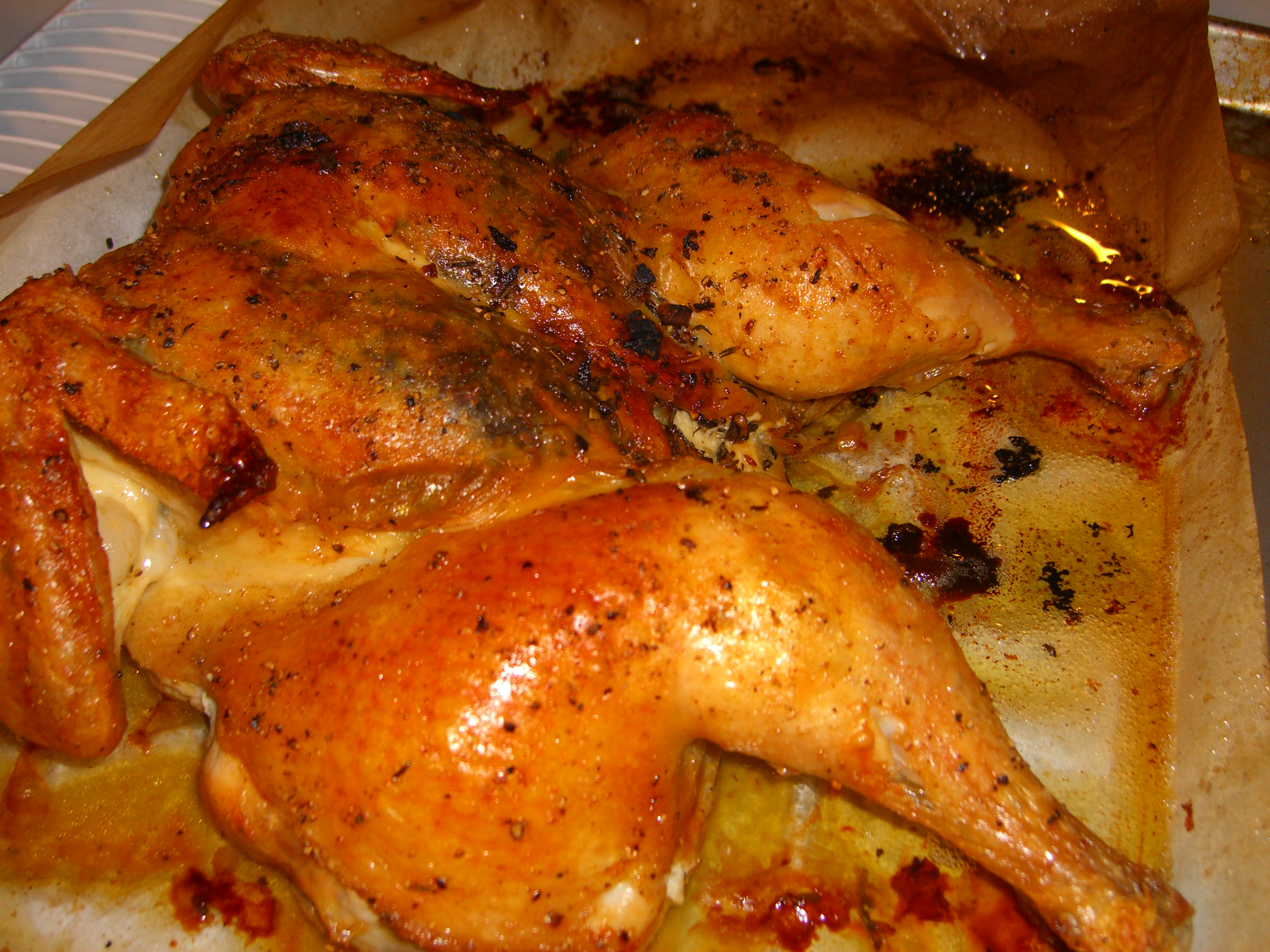Baked Whole Chicken Recipes