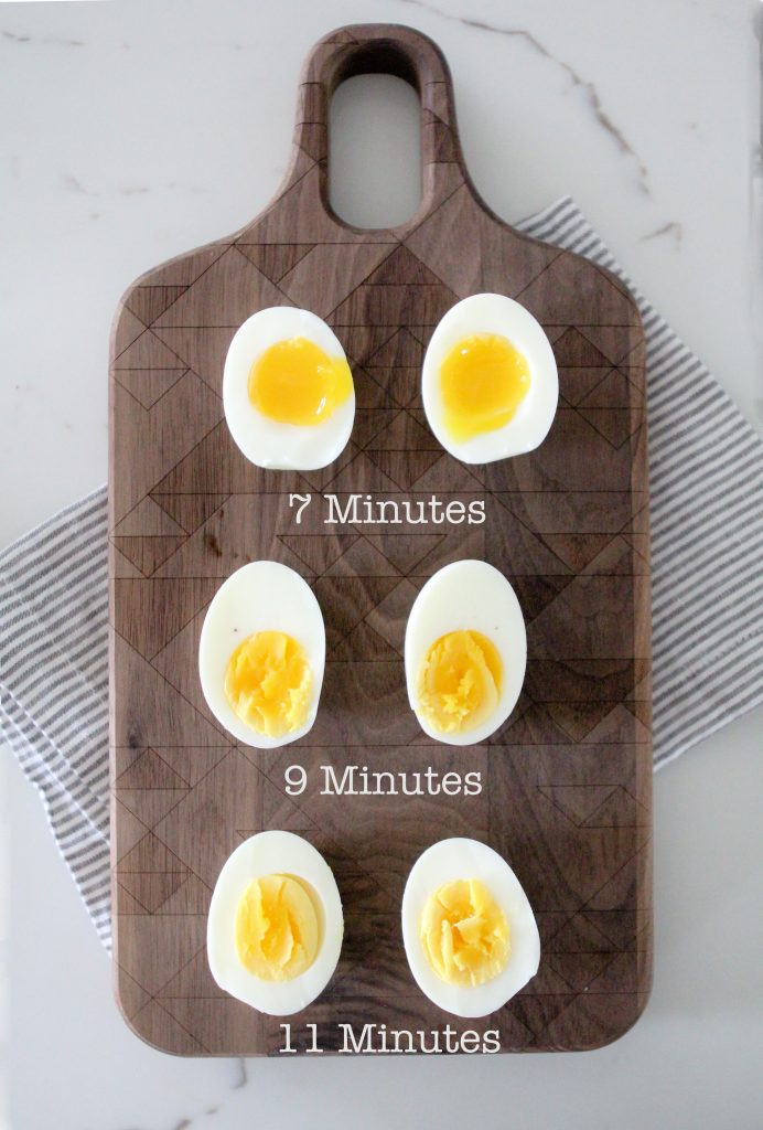 The simplest, easiest way to make flawless hardboiled eggs at home every time. Brought to you in joint collaboration from Michelle of the Whole Smiths and Kristen from Living, Loving Paleo.