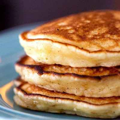 The Best Pancake Recipe - The Wholesome Dish