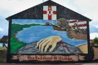 A Black Cab Tour of Belfast: Murals, Peace Walls and ...