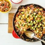 mexican chicken brown rice casserole