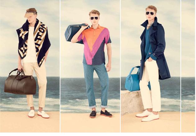 louis_vuitton_spring_summer_pre_2013_menswear_monogram_ready_to_wear_lv_bag_beachwear_trench3