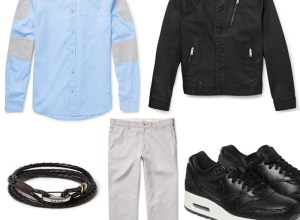 mr-porter-outfit-selection-shopping-alexander-mcqueen-leather-jacket-nike-airmax-black-ronan-summers