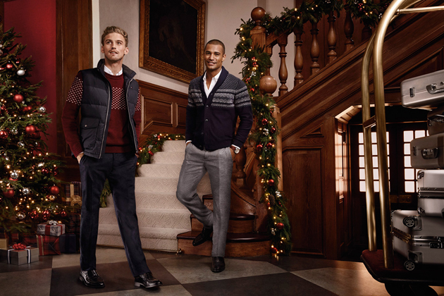 Tommy Hilfiger Winter Holidays Campaign 2015