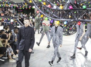 Dior Homme Spring Summer 2017 collection seen during PFW in June
