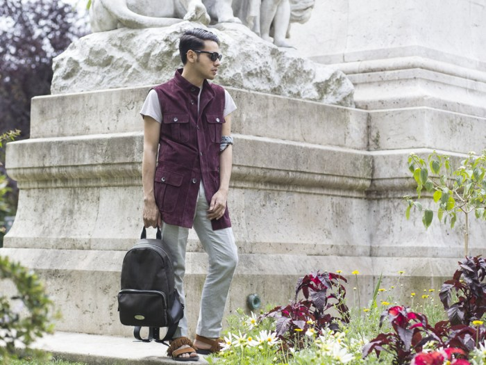 Fashion Week Outfit Series: Safari Inspired