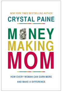 A book review, The Money Making Mom