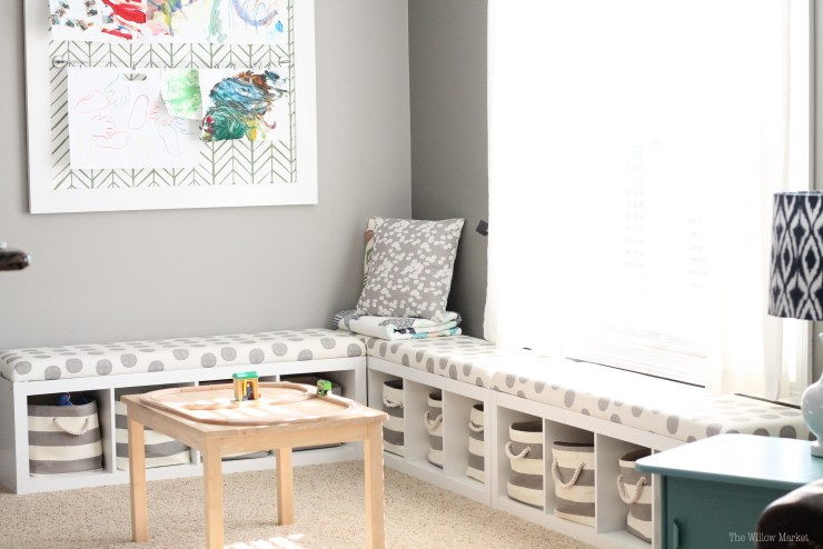 Playroom inspiration for the kids!