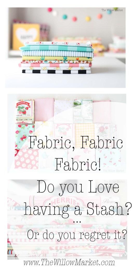 Should I Build a Fabric Stash?