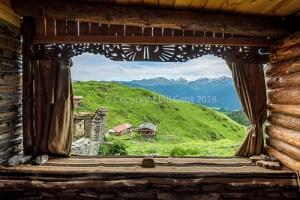 Omalo, Tusheti, Sargiri Guesthouse