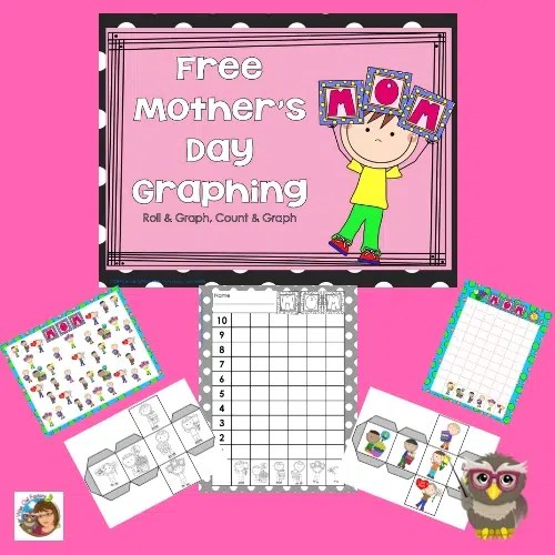 Mother\u0027s Day Printable Cards Freebies \u2022 Wise Owl Factory