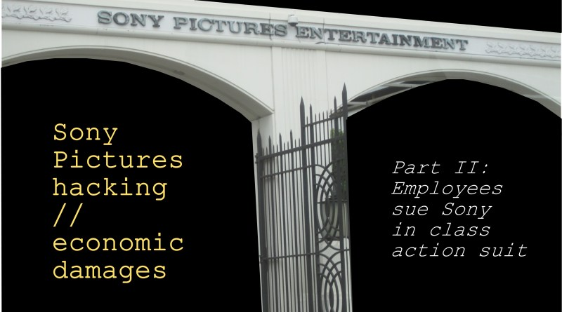 Sony Pictures Hacking Part II