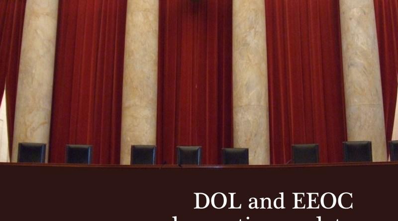 DOLnd EEOC update