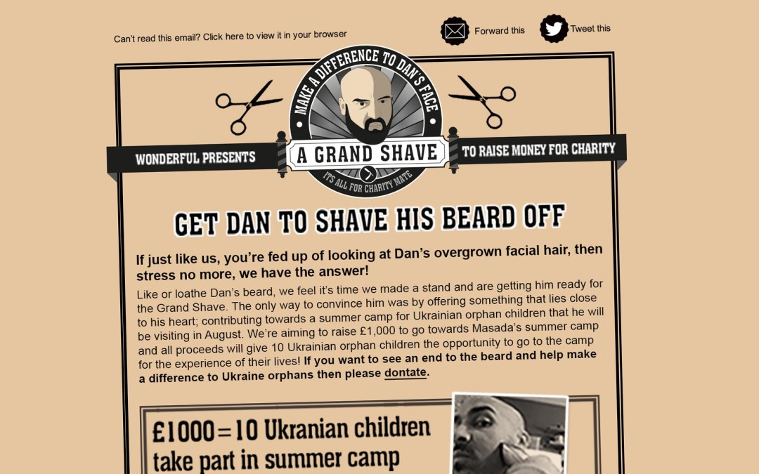 A Grand Shave