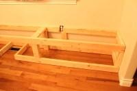 22 Lastest Breakfast Nook Woodworking Plans   egorlin.com