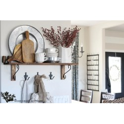 Small Crop Of Home Decor Shelving