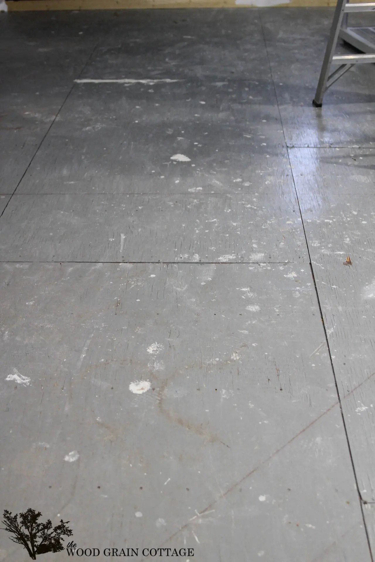 How To Paint Plywood Floors