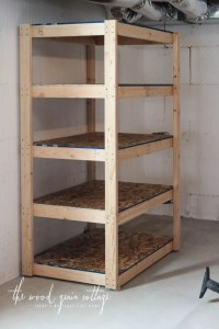 Diy Basement Shelving | www.imgkid.com - The Image Kid Has It!