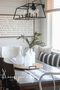 Breakfast Nook Lighting | Lighting Ideas